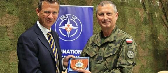 W Elblągu był Mark Lancaster, angielski sekretarz Stanu ds. Sił Zbrojnych