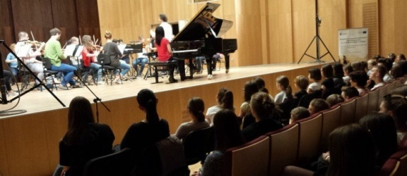 Koncerty dla maturzystów po raz drugi w Elblągu