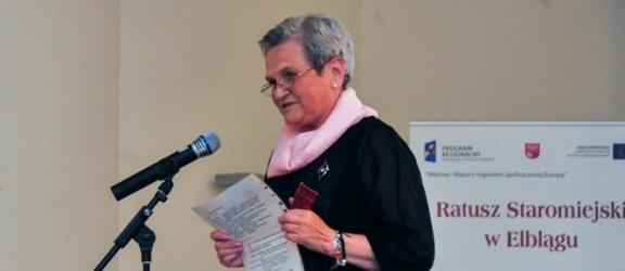 Alicja Tomczyk, prezes elbląskich Amazonek pomagała innym, teraz potrzebuje naszej pomocy, by pokonać raka