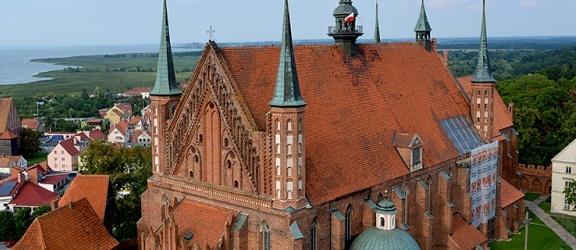 To ostatni czas, by głosować na Wzgórze Katedralne we Fromborku, jako najpiękniejszy zamek w Polsce