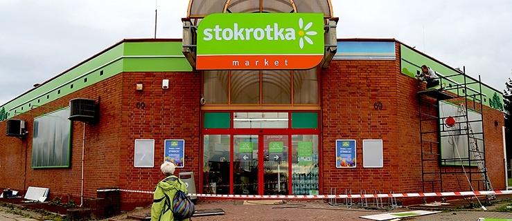 Elbląg. 23. 09 otwarcie sklepu Stokrotki, przy Ogólnej z atrakcjami i niskimi cenami