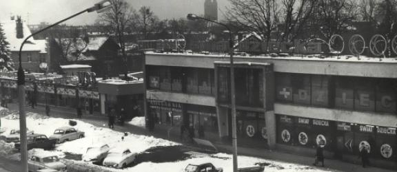 Kultowe sklepy Elbląga. Czy pamiętacie, gdzie była Składnica Harcerska?