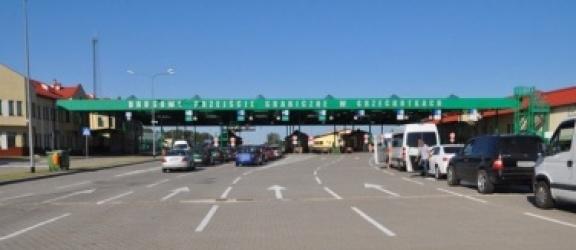 Uwaga podróżni: będą utrudnienia na przejściu granicznym w Grzechotkach
