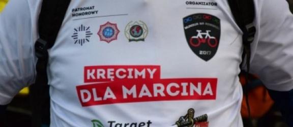 Nasi policjanci wspierają akcję zbierania pieniędzy na leczenie chorego kolegi z Rzeszowa