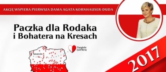 W Elblągu ruszyła zbiórka w ramach Paczki dla Rodaka i Bohatera na Kresach