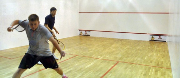 Pierwszy wiosenny turniej squasha za nami: Rozegrano 63 mecze