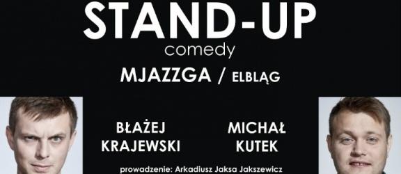 Mjazzga. Stand-up Comedy / Błażej Krajewski & Michał Kutek