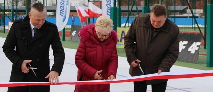 Oficjalne otwarcie Toru łyżwiarskiego