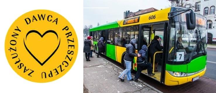 Bezpłatne przejazdy komunikacją miejską w Elblągu dla Zasłużonych Dawców Przeszczepu