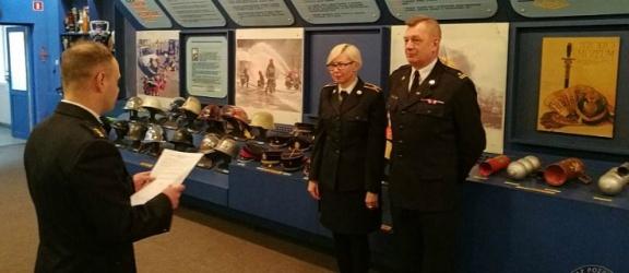 Wiemy, którzy elbląscy strażacy dostali nagrody ministra Błaszczaka