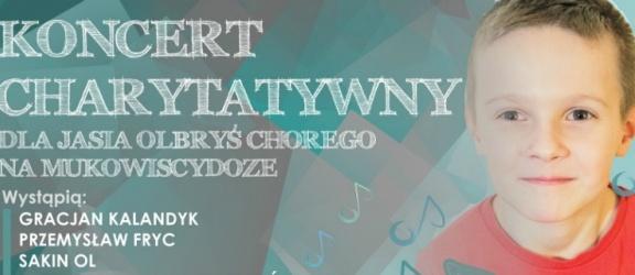 Elbląg. Koncert Charytatywny dla Jasia. Wystąpi Marta Gałuszewska i Gracjan Kalandyk