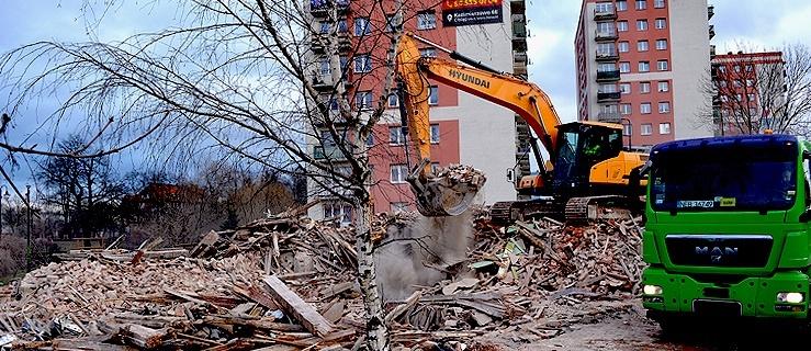Z mapy Elbląga zniknął kolejny budynek (+ zdjęcia)