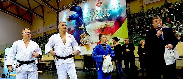 Mistrz olimpijski w Elblągu. VII edycja Judo Camp to doskonała promocja miasta! (+ zdjęcia)