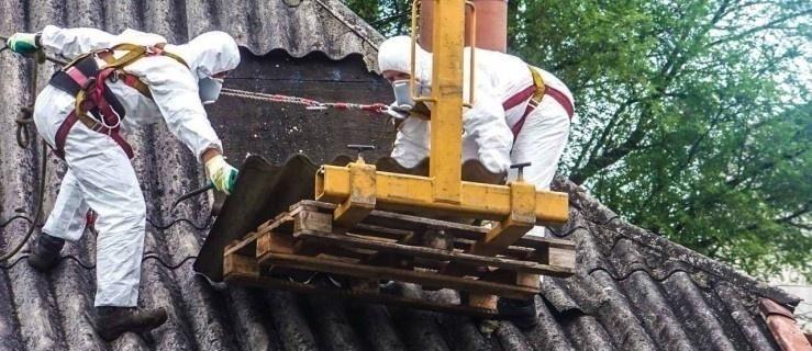 Elblążaninie, masz azbest na dachu. Postaraj się o dotację