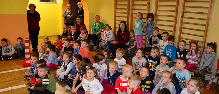 Braniewskie przedszkole otrzymało wspaniały zestaw składający się z ponad 100 elementów (+ zdjęcia)