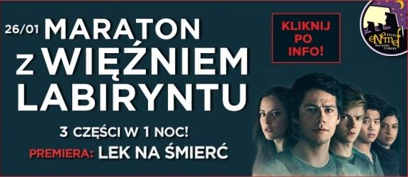 ENEMEF: Maraton z Więźniem Labiryntu! Wygraj zaproszenie!