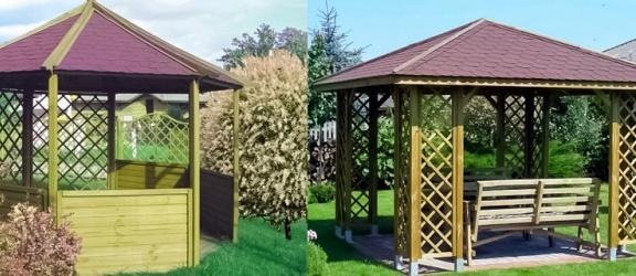 Kreatywne podejście do aranżacji altany ogrodowej