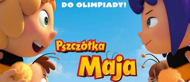 """Multikino zaprasza na film """"Pszczółka Maja: miodowe igrzyska"""""""