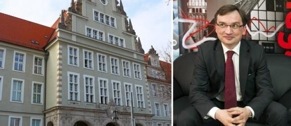 Minister Ziobro: elbląski sąd źle pracuje. Nowa prezes sądu