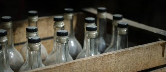 Elblążaninie, nie pij tej wódki, jej partia została wycofana ze sprzedaży