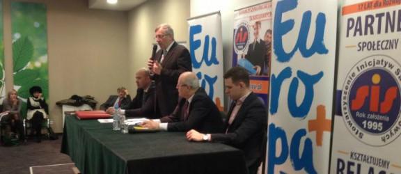 Janusz Palikot i Marek Siwiec w Elblągu będą promowali Europę Plus