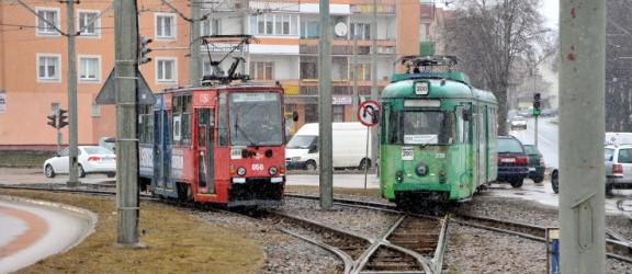 Awaria energetyczna wstrzymała elbląskie tramwaje