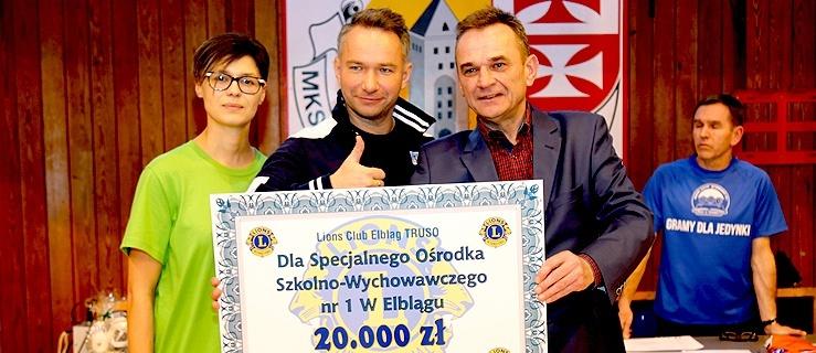Rafał Patyra gościem specjalnym turnieju w Elblągu. Duży sukces organizatorów (+ zdjęcia)