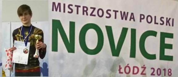 Sukcesy elbląskich łyżwiarzy figurowych na mistrzostwach Polski novice oraz w XI Pucharze Łodzi