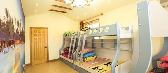 Łóżko piętrowe to nieskończenie wiele możliwości