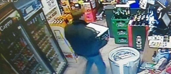 Elbląg: 28-latek ukradł karton… whisky