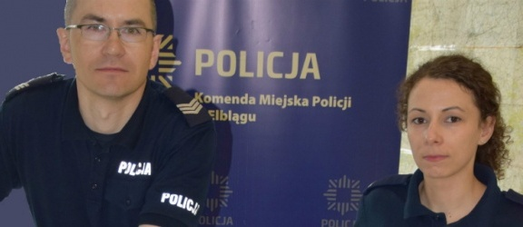 Elbląscy policjanci na ogólnopolskich zawodach patroli rowerowych