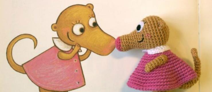 """""""Bajkowa wyspa"""" z Katarzyną Budyś – twórczynią zabawek robionych na szydełku"""