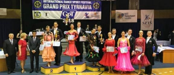 Sukcesy tancerzy z Elbląskiego Klubu Tańca Jantar na turniejach w Suszu i na Słowacji