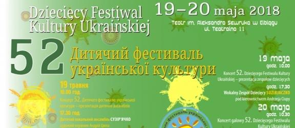 Dziecięcy Festiwal Kultury Ukraińskiej