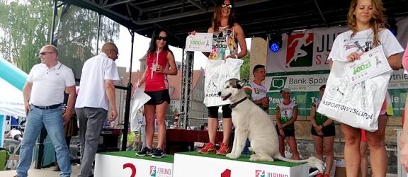 Znakomity wynik Anny Koziarskiej w 29. Maratonie Juranda w Szczytnie