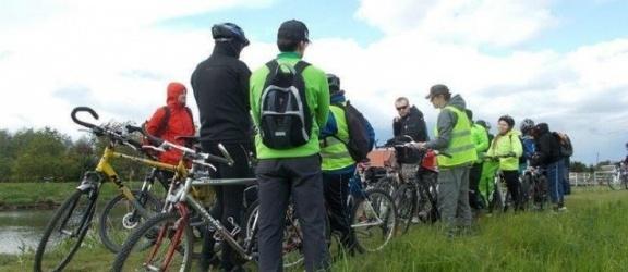 Wycieczka rowerowa do Kamienia Trzech Krzyży