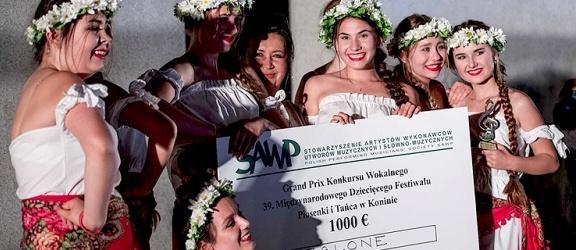 Szalone z główną nagrodą jednego z największych festiwali w Europie