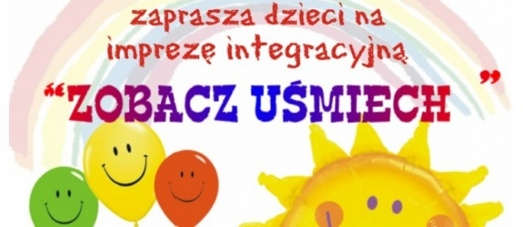 """Festyn """"Zobacz uśmiech"""" w SOSW nr 1 w Elblągu"""