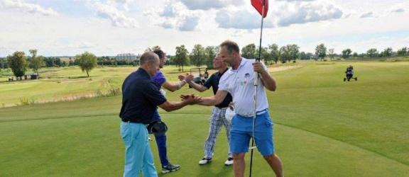 Pasłęk. Zagrają w golfa dla Lenki i Martyny