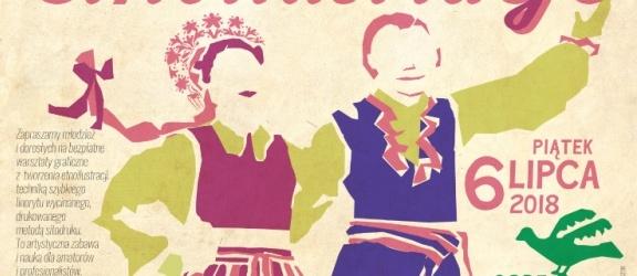 Warsztaty z tworzenia etnoilustracji – odkrywamy kulturę i tradycję naszego regionu