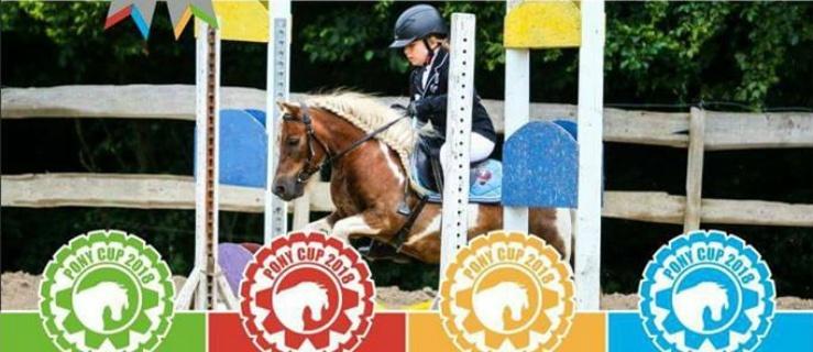 Organizują wspaniałe zawody jeździeckie dla dzieci. Biorą udział w konkursie i proszą o Wasze wsparcie