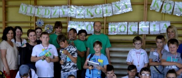 Międzyszkolny konkurs Eko-Boccia w Szkole Podstawowej nr 6 w Elblągu