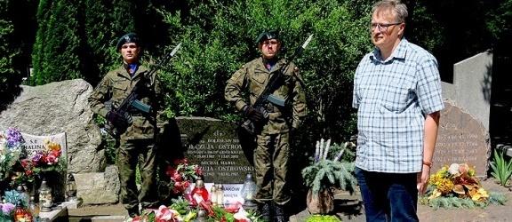 Elbląg. Dziesiąta rocznica śmierci Generała Bolesława Nieczuja-Ostrowskiego
