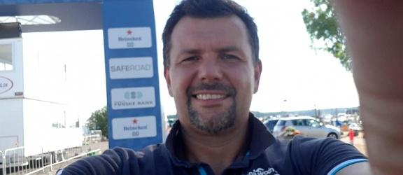 Marcin Trudnowski reprezentuje Polskę na Mistrzostwach Świata w Aquathlonie 2018 w Middelfart