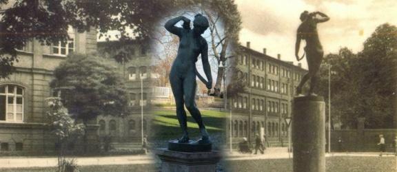 Czy piękny posąg Diany powróci do Elbląga? Zabiega o to mieszkaniec naszego miasta