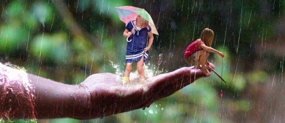 Łapmy deszcz