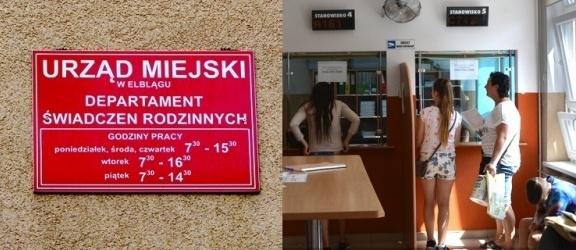 """Wiemy ilu rodziców w Elblągu otrzymało już pieniądze z programu """"Dobry start"""""""