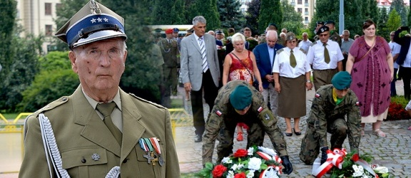 74. rocznica wybuchu Powstania Warszawskiego w Elblągu (+ zdjęcia)