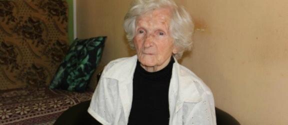 Elbląg. Pani Franciszka obchodzi 101 urodziny