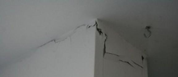 Pękające ściany